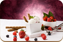 Zmrzlinové zmesi MEC3